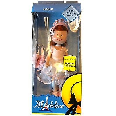 """Madeline """"In an old house in Paris"""" 84402 Ballerina special edition, MIB"""