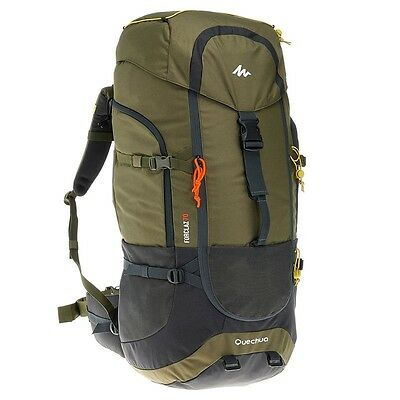 Quechua Forclaz 70L - Backpack Hiking Camping Water Repellent Rucksack