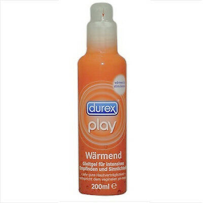 Durex Play Warming Lubricant Glijmiddel (200 ml)
