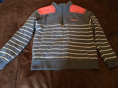 Vineyard Vines Kid 1/4 Zip Hoodie  Size Medium (12-14)