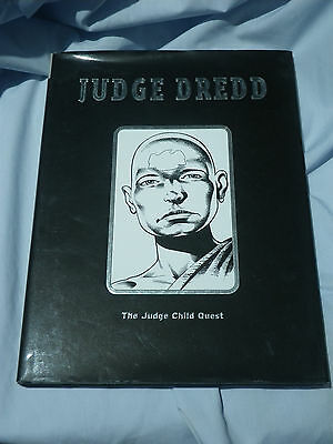 Judge Dredd: The Judge Child Quest 2000AD Hardback