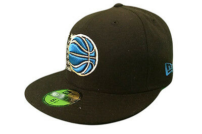 Orlando Magic Basic Team New Era 59FIFTY NBA Baseball Cap
