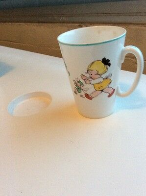 Antique Childrens Cup Shelley China England