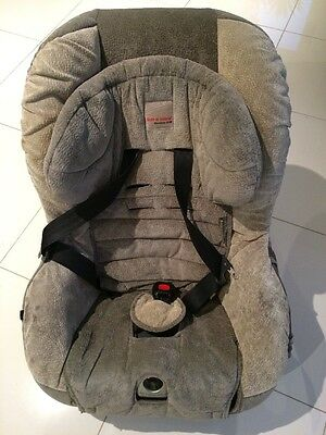 safe and sound CONVERTIBLE car seat & ACCESSORIES rrp $600+