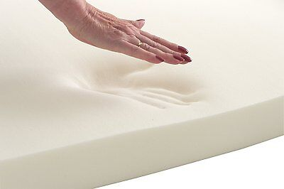 Memory Foam Off Cut for Dog Beds / Pets / Floor Cushions / Sun Lounger / Chairs