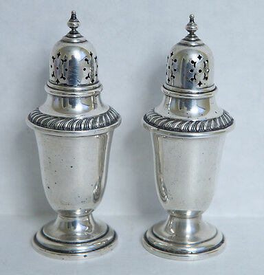Sterling Salt and Pepper Set by Gorham
