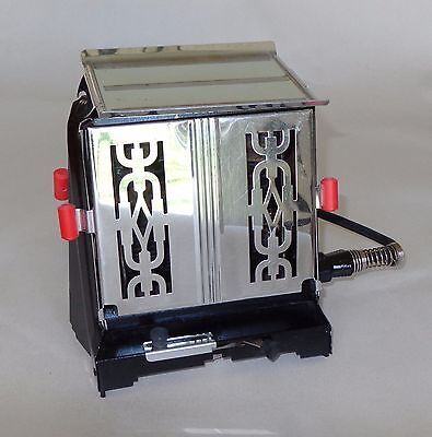 RARE Vintage Antique Toaster with Removable Toast Rack