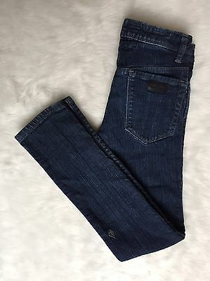 Volcom Youth Chili Jeans denim SZ 28 EUC dark wash Skinny