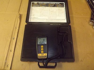 CPS Digital Refrigerant Charging Scale  220 lbs for HVAC with Case