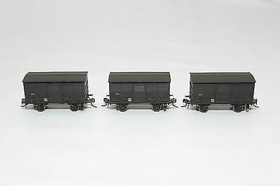 Austrains HO scale MV-1 Meat Vans - 3 in a pack - NEW