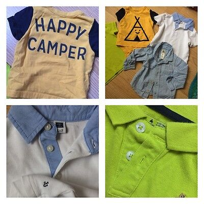INFANT BOYS SIZE 12-18 MONTHS 12 Months baby gap BABY B GOSH JANIE AND JACK LOT