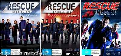 Rescue Special Ops Series COMPLETE Season 1 2 3 : NEW DVD