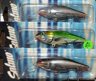 Salmo Lures - Executor 98SR Pack - 3 Lures - NEW