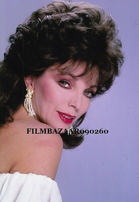 JOAN COLLINS - Complete LOT Of TEN Photo's From Varying Stages Of Career F19-H