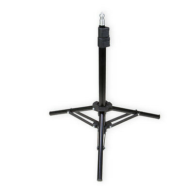 NOMIS Light stand Folding tripod to 1.02 m high compact Travel stand Traveler
