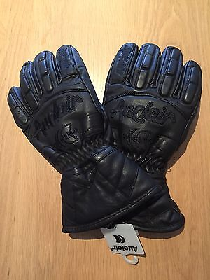 Auclair Leather Unisex Ski Gloves Size M