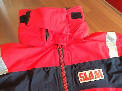 Giacca vela SLAM termosaldata  XL - SLAM sailing jacket heat-sealed XL
