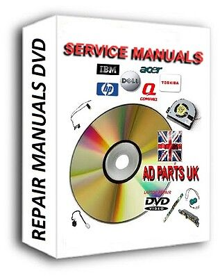 Laptop Repair Business Service Manuals Dvd Ibm Compaq Dell Acer Sony Faulty Fix