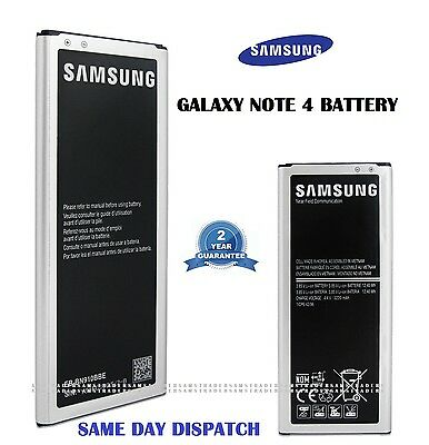 Original Genuine Battery For Samsung Galaxy Note 4 3220mAh (Promotional Price)