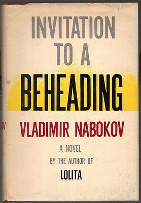 Vladimir Nabokov - Invitation To A Beheading - First American Edition in DJ