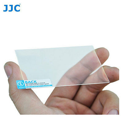 JJC GSP-XT10 Optical GLASS LCD Screen Protector Film for FujiFilm X-T10 Fuji