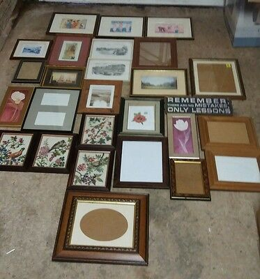 Lot 1 job lot Ornate Shabby Chic Vintage Picture Photo Frames  Feature Wall