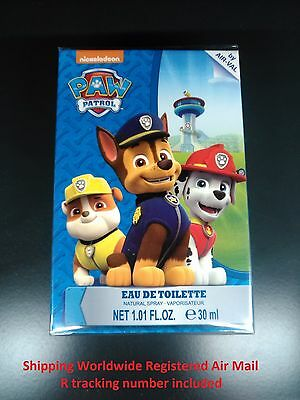Paw Patrol Eau De Toilette , 30ml / 1oz ( Nickelodeon , Air-Val International )