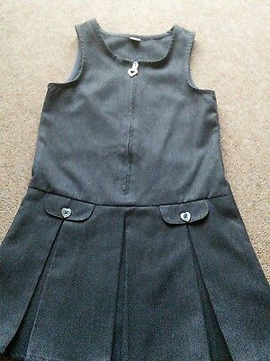 Girls sch pinafore dress by Tu age 5 years