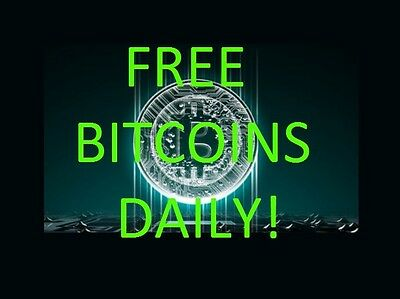 Free Bitcoin Daily! Start Earning Bitcoin And Quit Your Job!!!