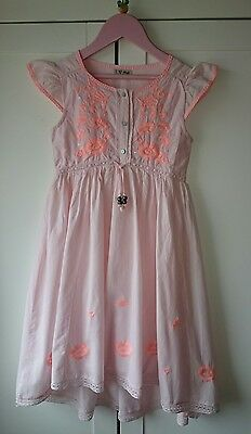 Next Girls BoHo Dress 8 years