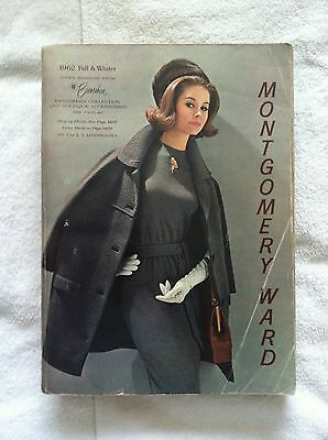 Montgomery Ward Catalog 1962