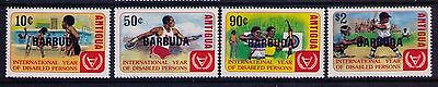 Antigua and Barbuda Stamps  SC #527-30 Cpl MNH Set