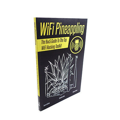 Wifi Pineapple Book - Wifi Pineappling