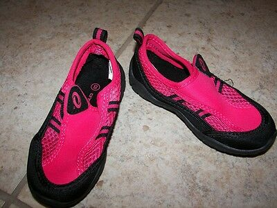 Girls Toddler O'Rageous Water Shoes - Size 8
