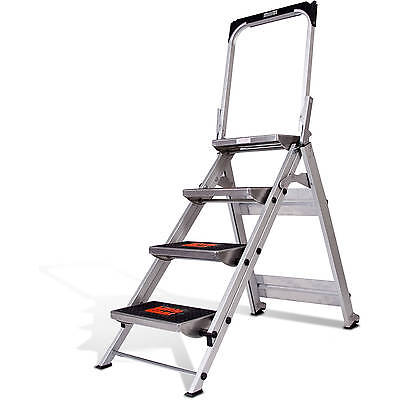 Little Giant Ladder Systems 4-Step Ladder