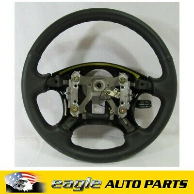 Mitsubishi Tw Magna Series 2 Vr-X Awd 4 Spoke Steering Wheel 2004 2005