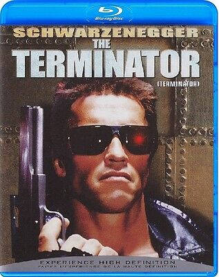The Terminator (James Cameron) ******new Blu-Ray*******