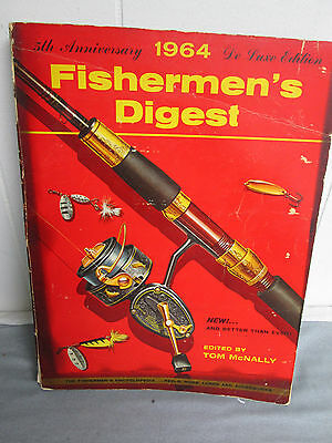 Fisherman's Digest 1964 5th Anniversary De Luxe Edition