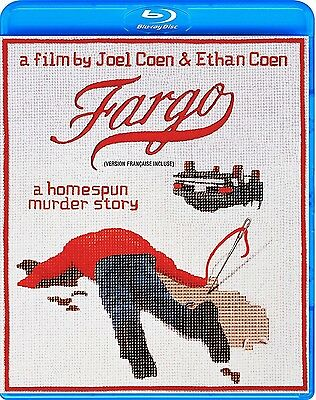 Fargo (The Coen Brothers) - Remastered ⭐️⭐️⭐️⭐️new Blu-Ray⭐️⭐️⭐️⭐️