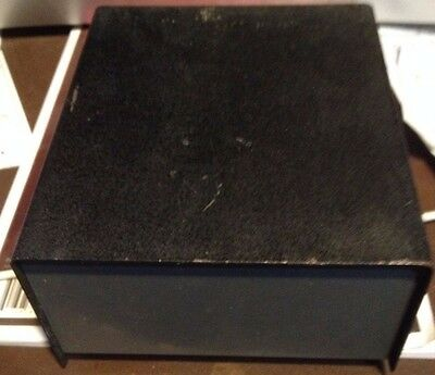 5 1/2  x 5 x 2 3/4 inch DIY Metal & Aluminum Electronic Project Enclosure Box