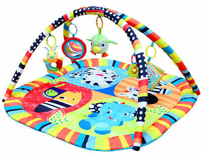 AU Ship Baby Mobile soft Fancy Space Toy Play Mat Activity Symphony Motion Gym