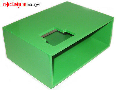 Pro-Ject Design Box Stylish Frame System for Components DB 2V-2H GREEN -NEW!