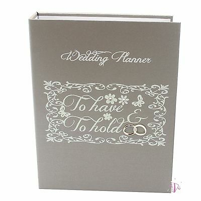 Engagement gift, Wedding Planner Bridal Organizer Diary To Have and to Hold