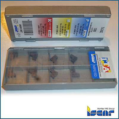 *** Sale *** Tag N3C Ic908  Iscar *** 10 Inserts *** Factory Pack ***