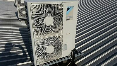 5 by Daiken 15.5kW ducted split system air conditioners