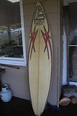 Sam Egan 6'8' Surfboard Triple Fin