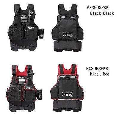 Fishing Vest Floating PROX PX399SP Adult Free, adjustable waist size