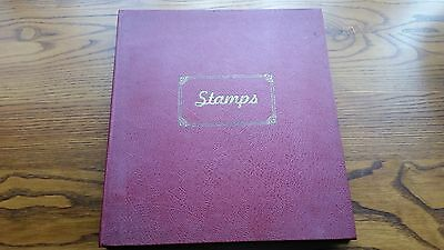 Australia In Stamp Album: Collection Of Australia Pre-Decimal Stamps.  Unchecked
