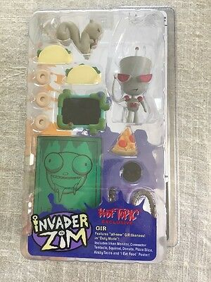 Invader Zim: Gir - Hot Topic Exclusive - Action Figure