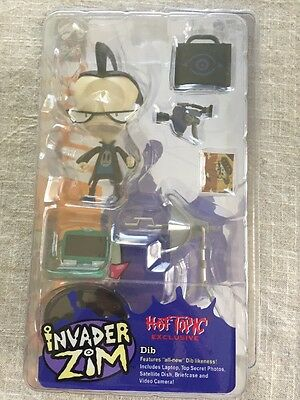 Invader Zim: Dib - Hot Topic Exclusive - Action Figure (BRAND NEW)